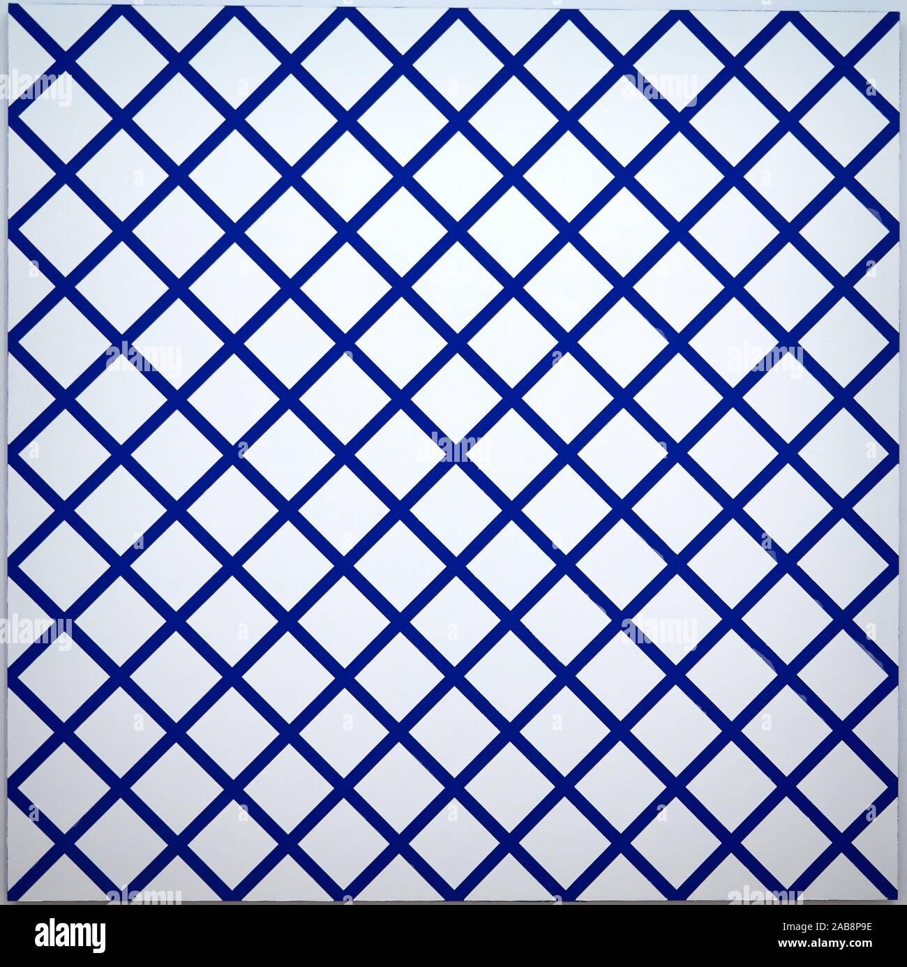 """""""Untitled"""", 2004, Heimo Zobernig, Centre Pompidou, Paris, France, Europe Stock Photo"