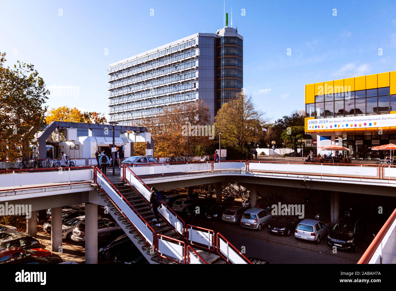 Tu Dortmund High Resolution Stock Photography And Images Alamy