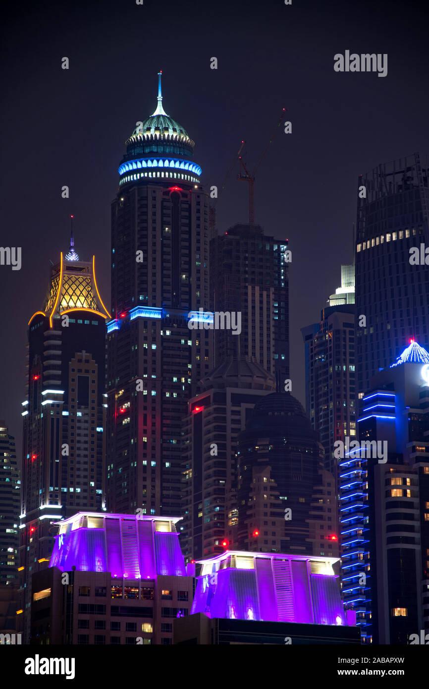 Dubai Ist Die Groesste Stadt Der Vereinigten Arabischen Emirate Vae Am Persischen Golf Und Die Hauptstadt Des Emirats Dubai Stock Photo Alamy