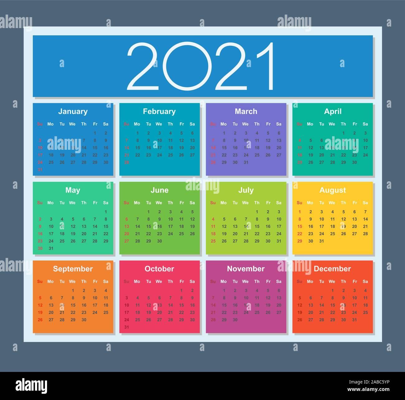 Calendar 2021 Stock Photos & Calendar 2021 Stock Images ...