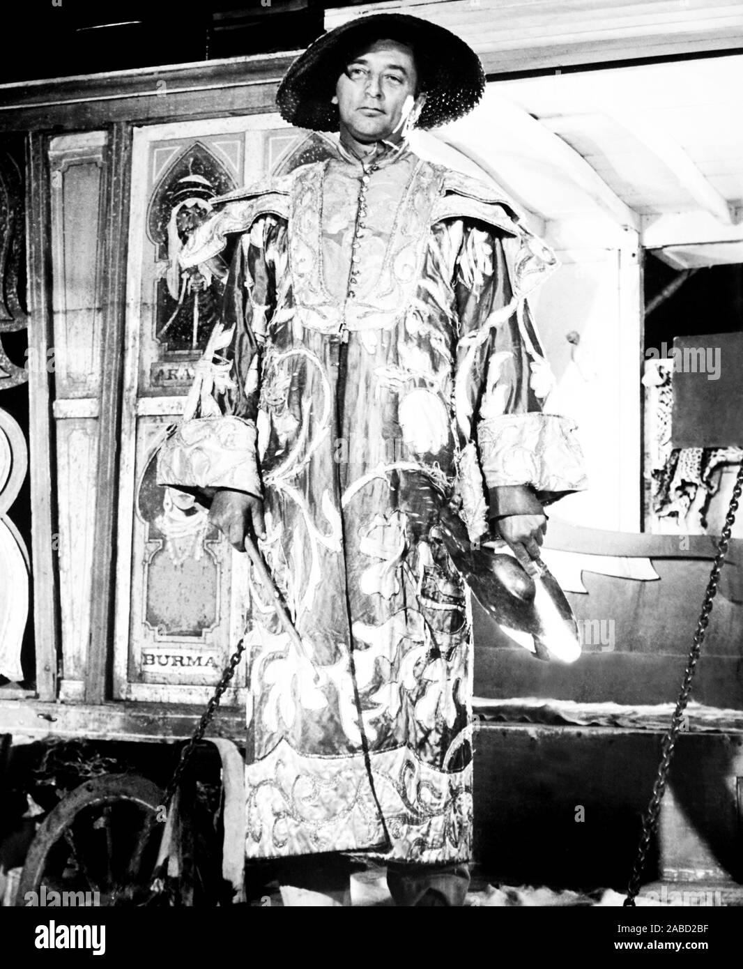 MISTER MOSES, Robert Mitchum, 1965 Stock Photo