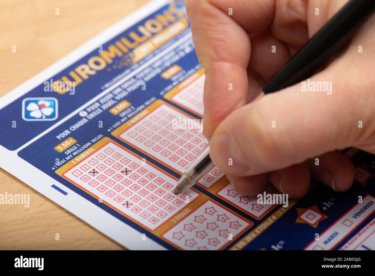 Euro Lottery France