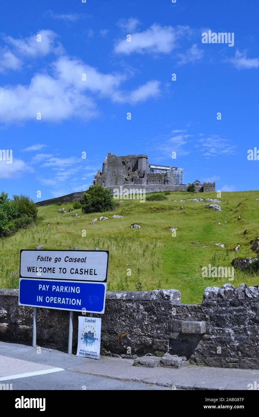 Rock of Cashel - Heritage Ireland