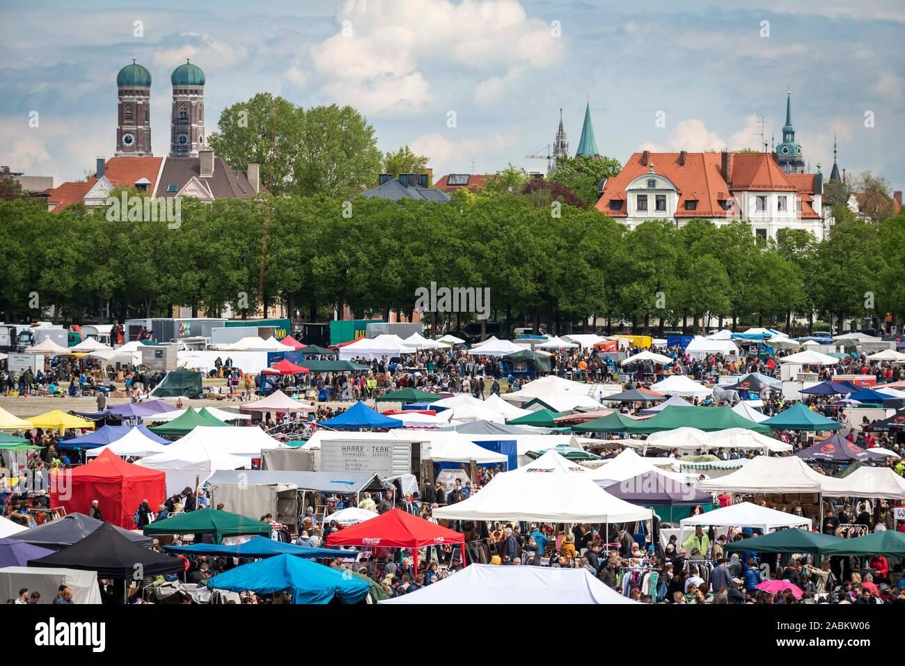 Flohmarkt theresienwiese 2020