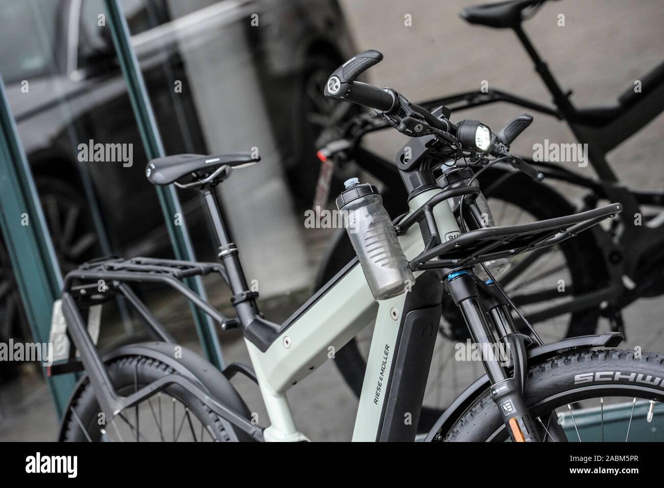 Fahrrad at