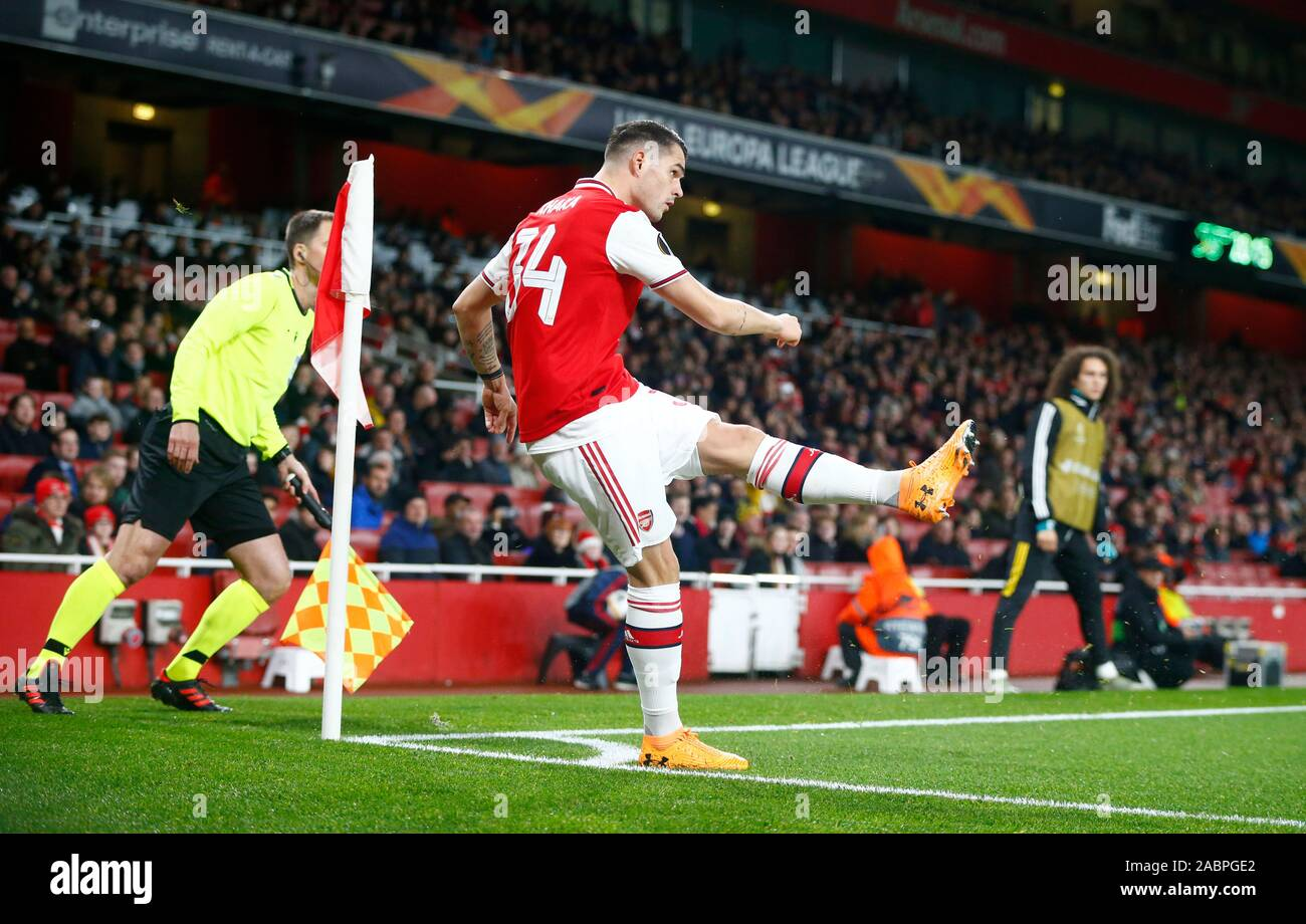Granit Xhaka Arsenal High Resolution Stock Photography And Images