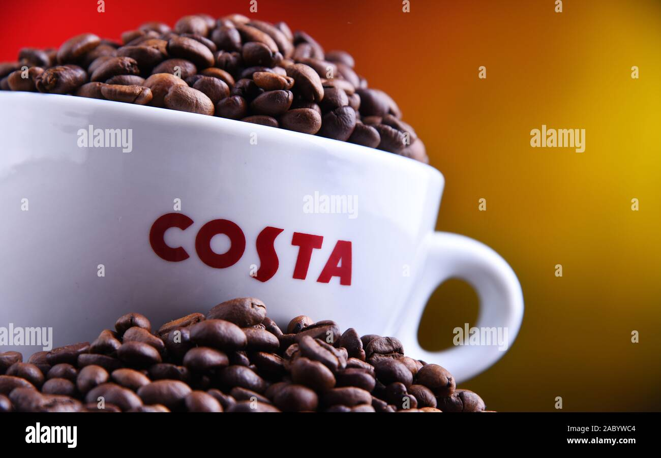 Second Cup Cafe Stock Photos Second Cup Cafe Stock Images Alamy