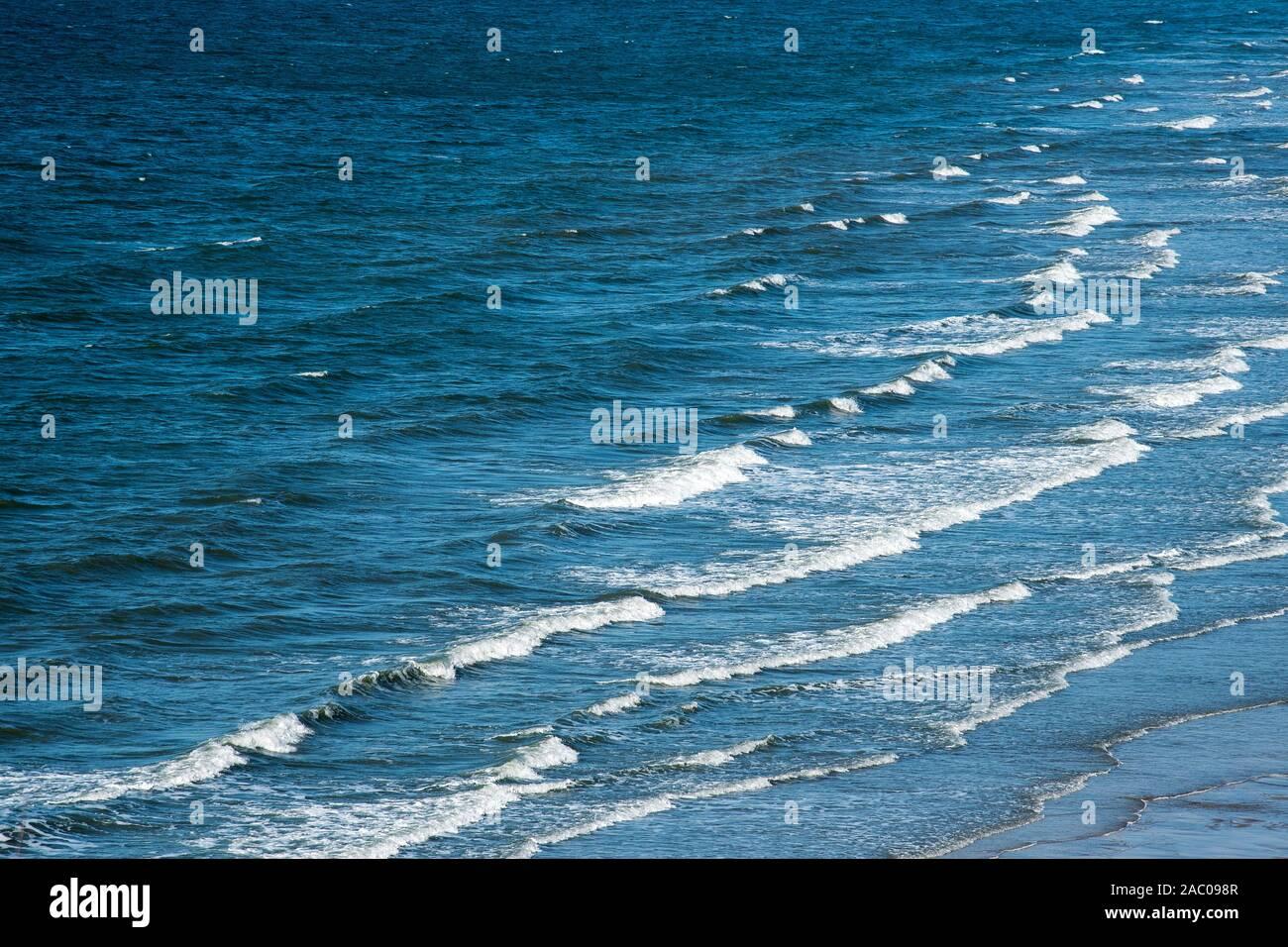 Meer Bei Trouville Sur Mer Normandie Frankreich Stock Photo Alamy