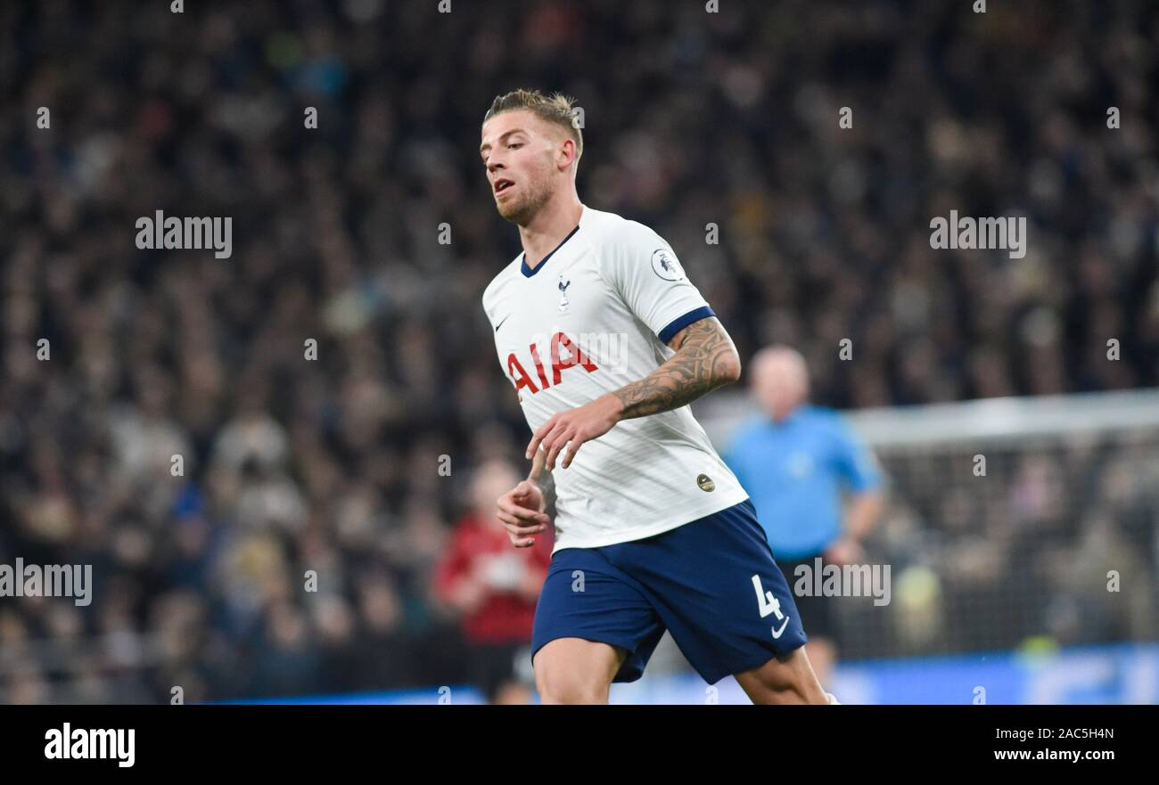 Tottenham Toby Alderweireld High Resolution Stock Photography And Images Alamy