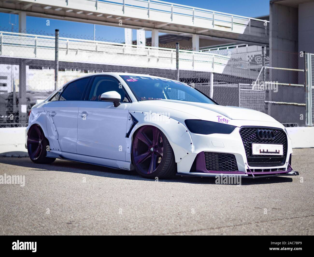 Audi Rs3 High Resolution Stock Photography And Images Alamy