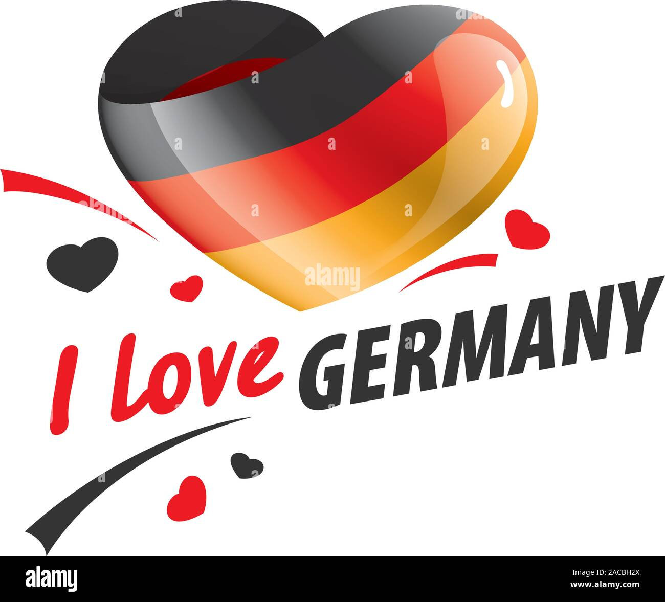 Deutschland i love 10 Reasons
