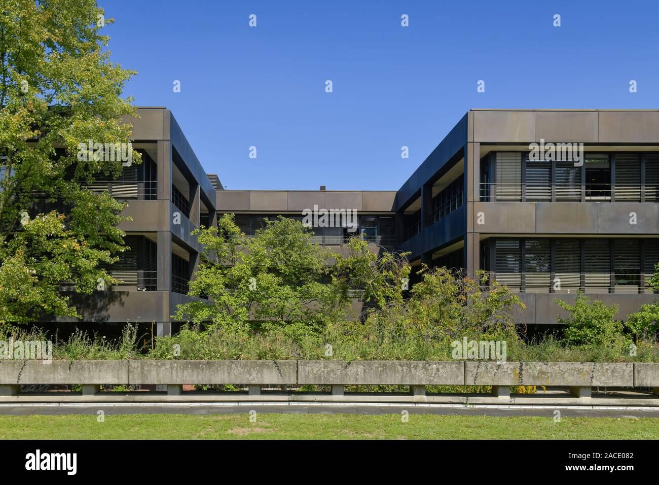 Bundesministerium für wirtschaftliche Zusammenarbeit und Entwicklung, ehemaliges Bundeskanzleramt, Stresemannstraße, Bonn, Nordrhein-Westfalen, Deutsc Stock Photo
