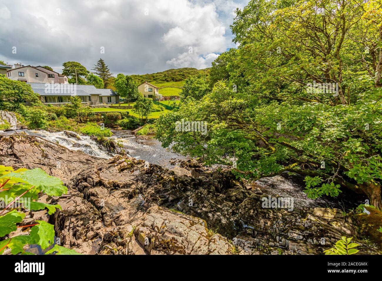 Connemara History - Ballynahinch Castle History