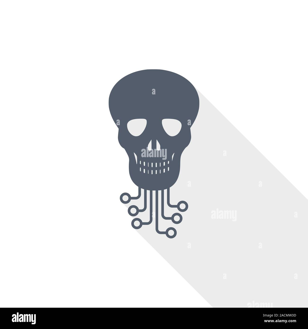 hack vector vectors high resolution stock photography and images alamy https www alamy com hack vector icon virus circuit skull hacker concept flat design illustration in eps 10 with empty copy space image334831601 html
