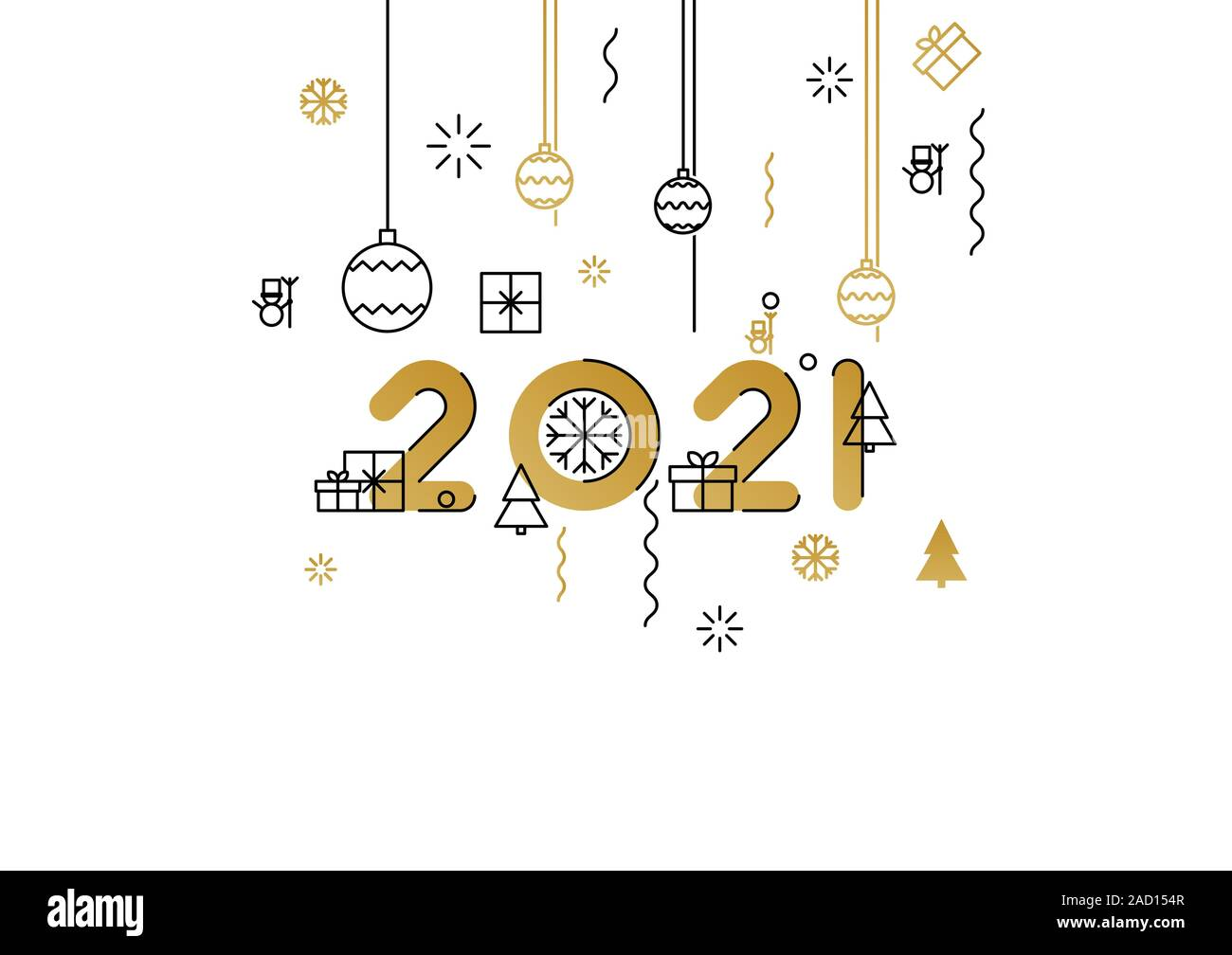 happy new year 2021 greeting card vector illustration in a flat style for greeting cards banner invitations posters and website vector illustra stock vector image art alamy https www alamy com happy new year 2021 greeting card vector illustration in a flat style for greeting cards banner invitations posters and website vector illustra image335013527 html