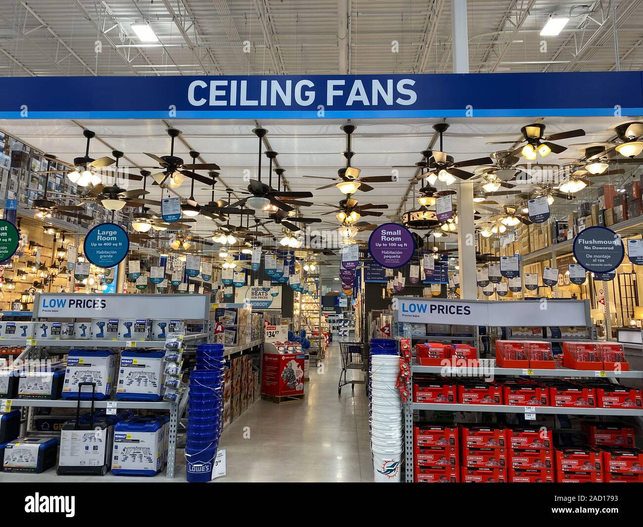Ceiling Fans High Resolution Stock Photography And Images Alamy
