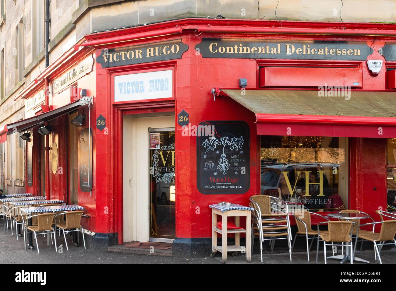 Edinburgh Coffee Shop Stock Photos Edinburgh Coffee Shop