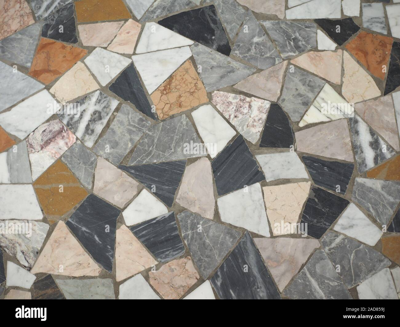 Brown And Grey Marble Texture Background Stock Photo Alamy
