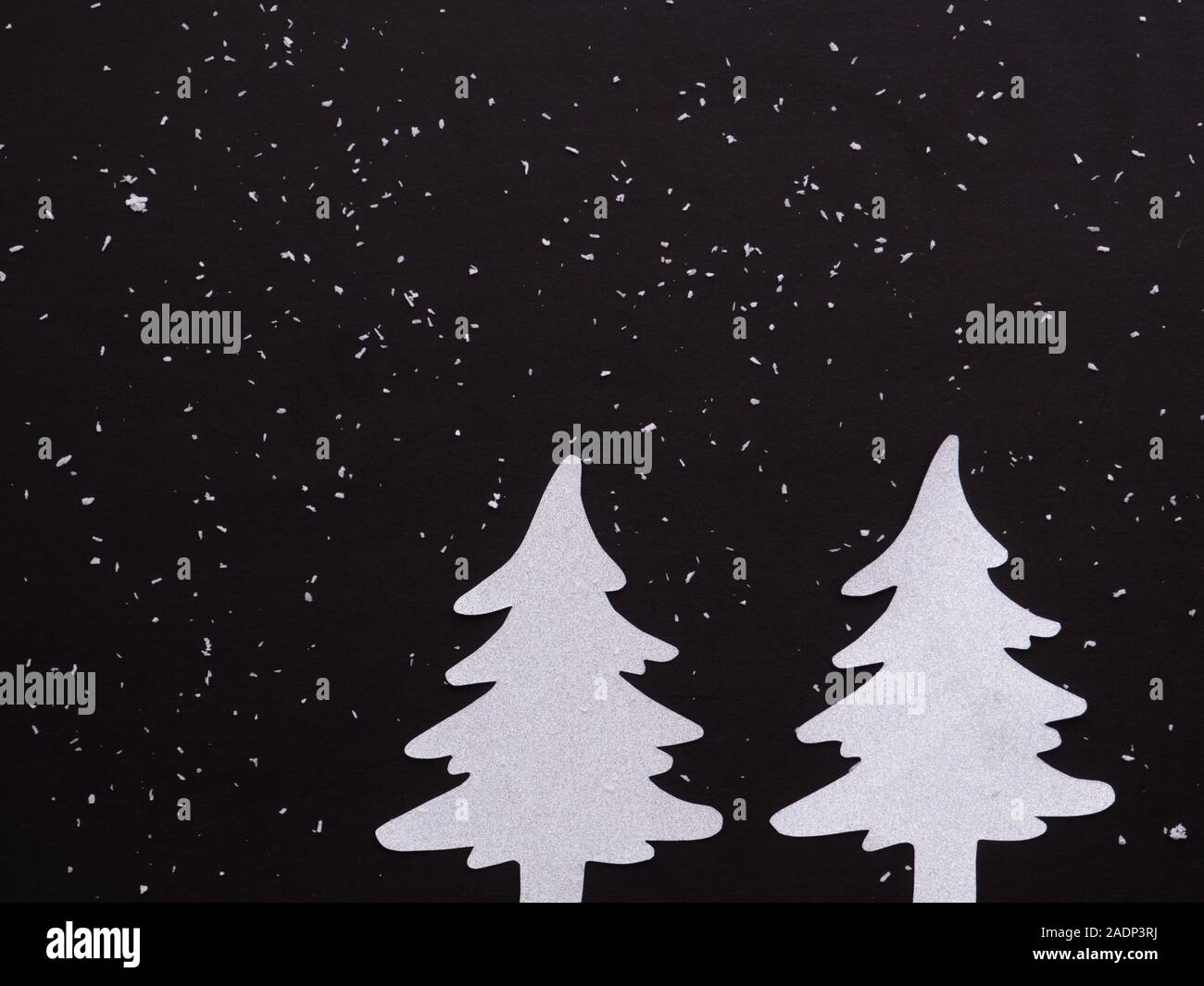 Seamless Black Christmas Wallpaper White High Resolution Stock Photography And Images Alamy
