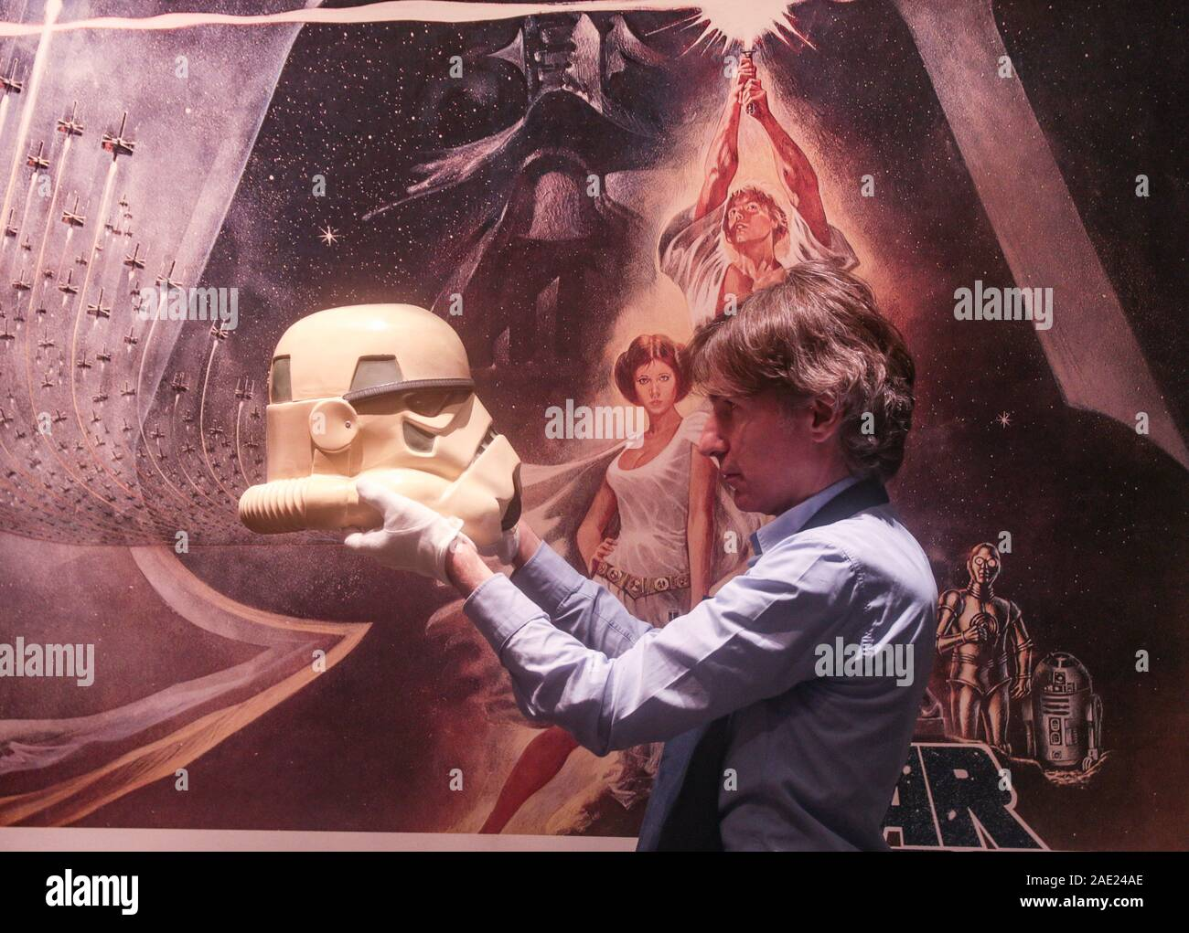 Episode Iv High Resolution Stock Photography And Images Alamy