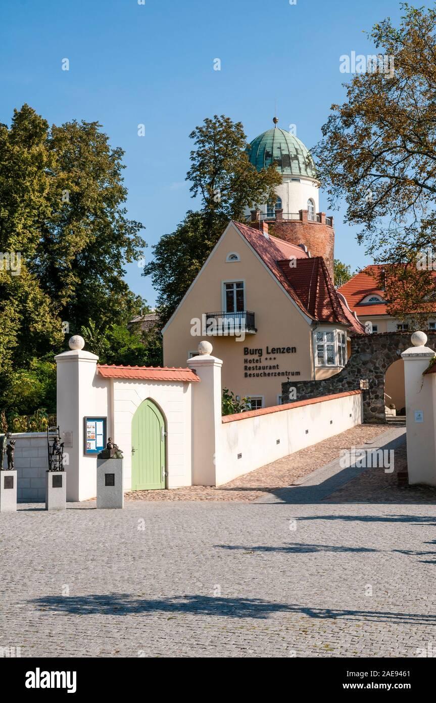 Strichmädchen aus Lenzen (Elbe)
