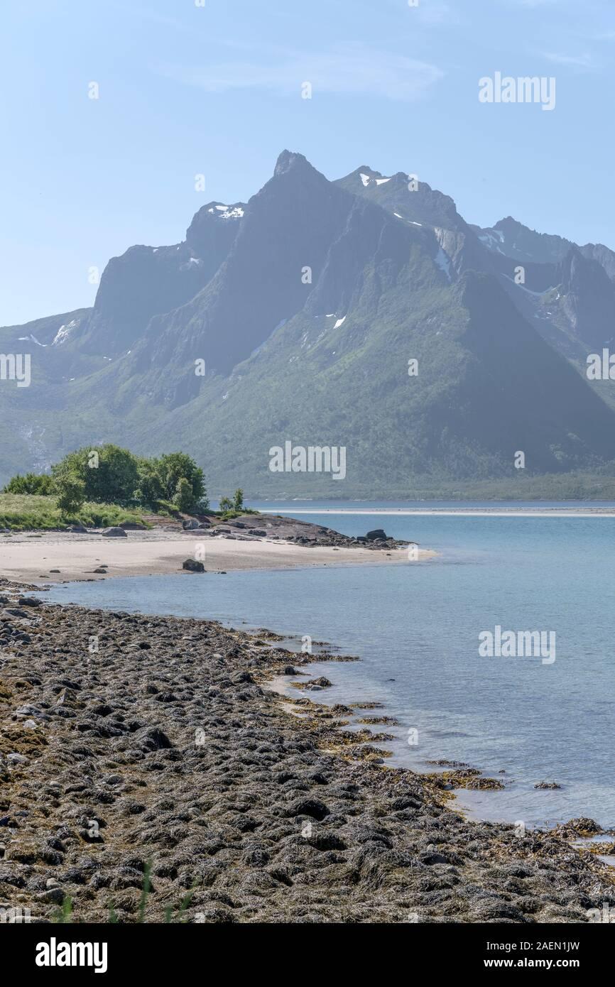 polyarny fjord