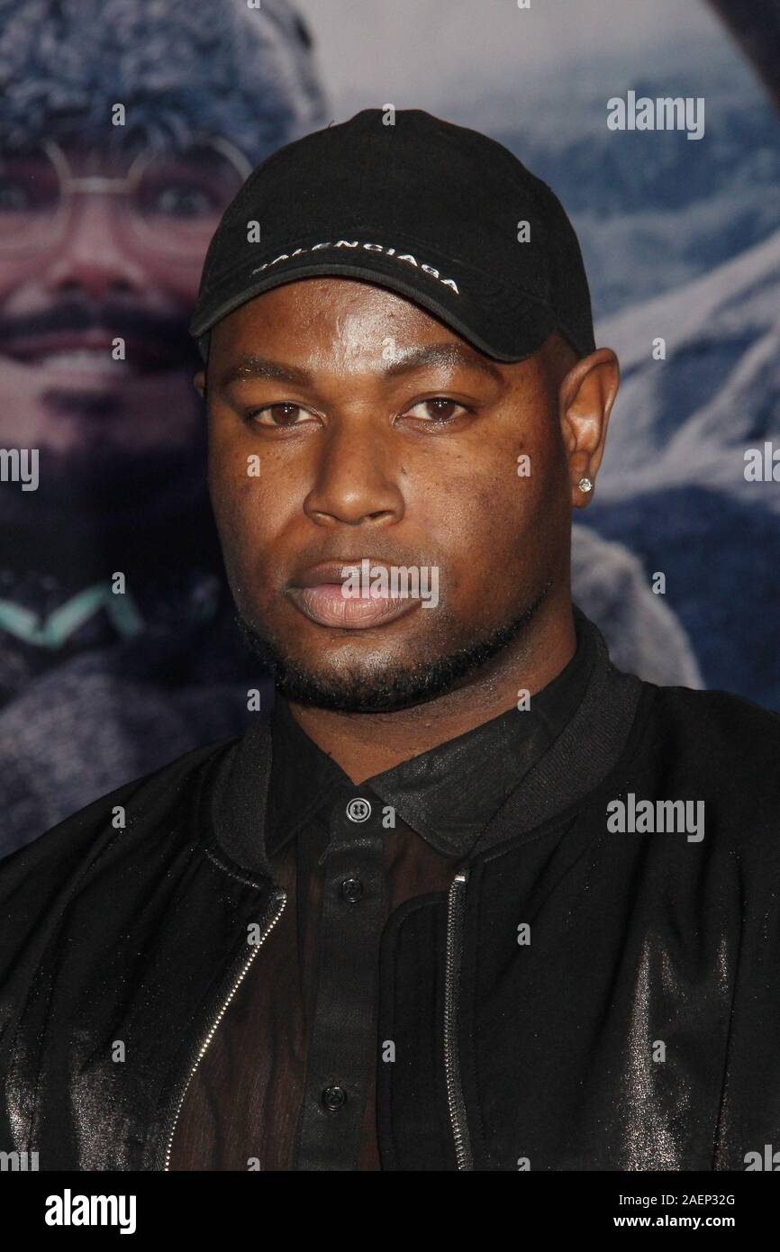 "Hollywood, California, USA. 9th Dec, 2019. Kelz Washington, USA. 12th Sep, 2019. ""Jumanji: The Next Level"" Premiere held at the TCL Chinese Theatre in Hollywood, CA Photo by Kazuki Hirata/HollywoodNewsWire.co Credit: Hollywood News Wire Inc./Alamy Live News Stock Photo"