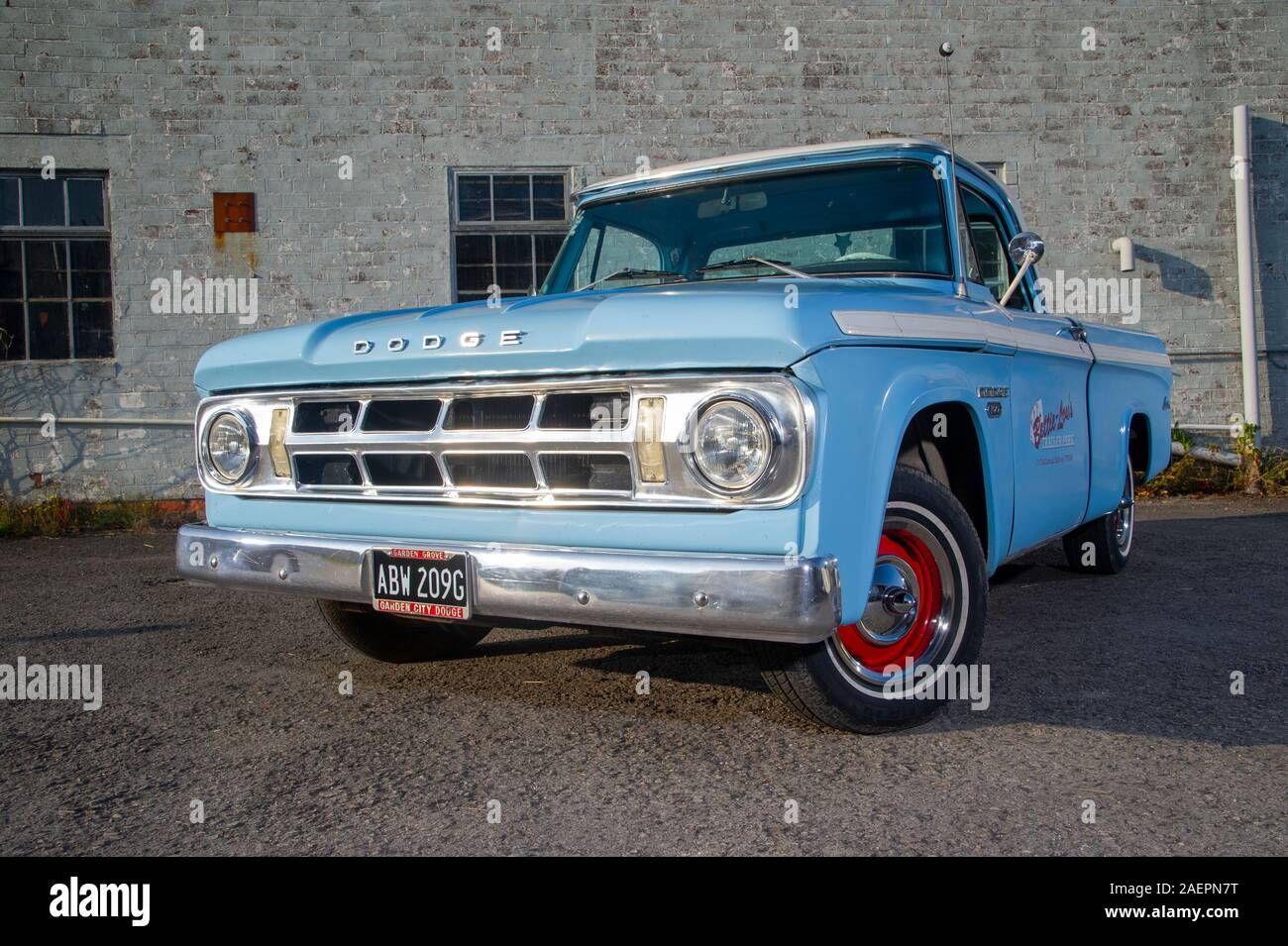 Dodge Pick Up High Resolution Stock Photography And Images Alamy
