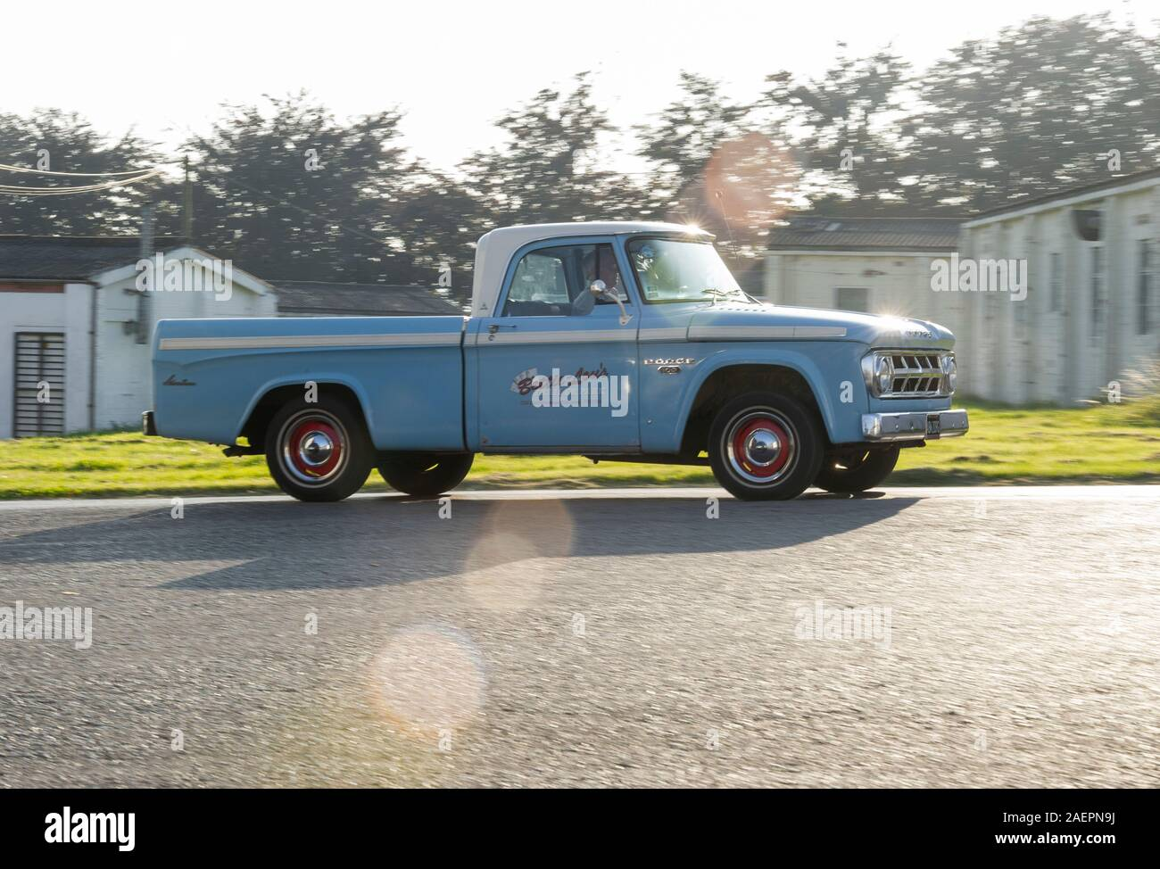 Classic Dodge Truck High Resolution Stock Photography And Images Alamy