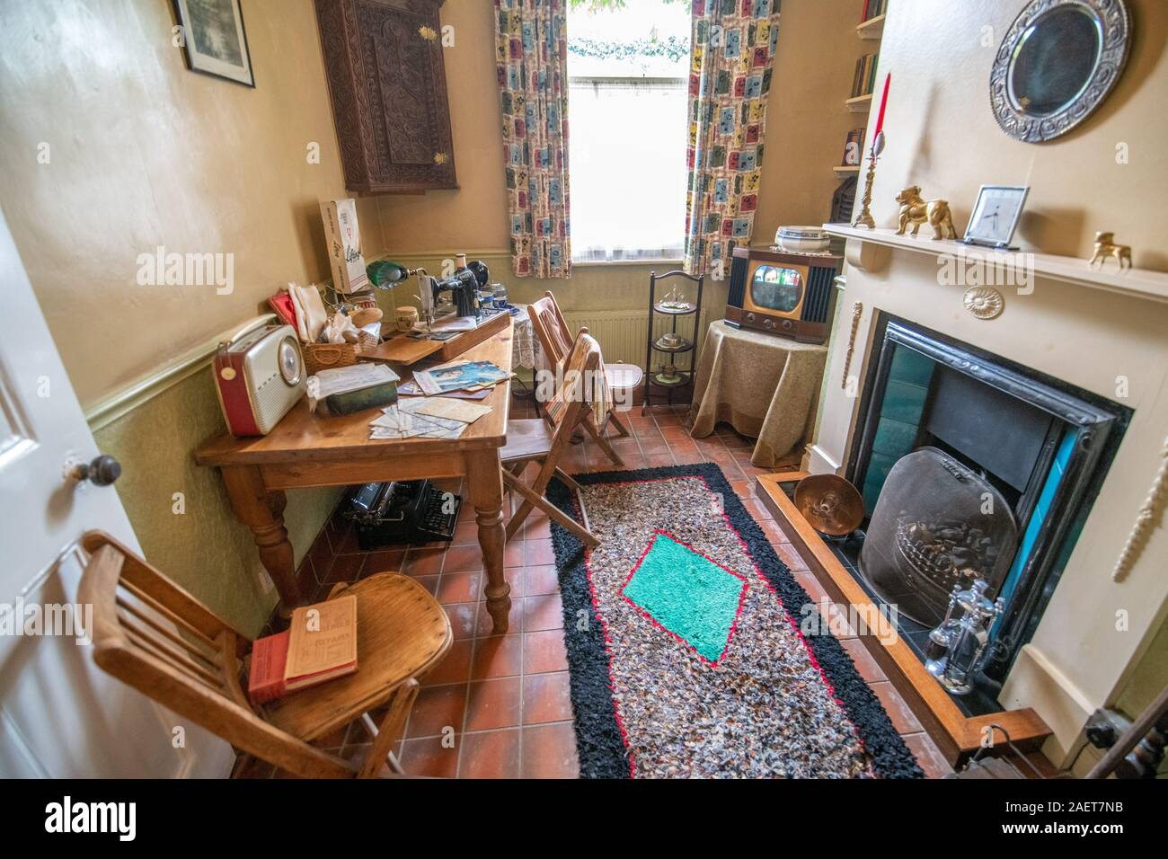 World Of James Herriot Thirsk Uk Stock Photo Alamy