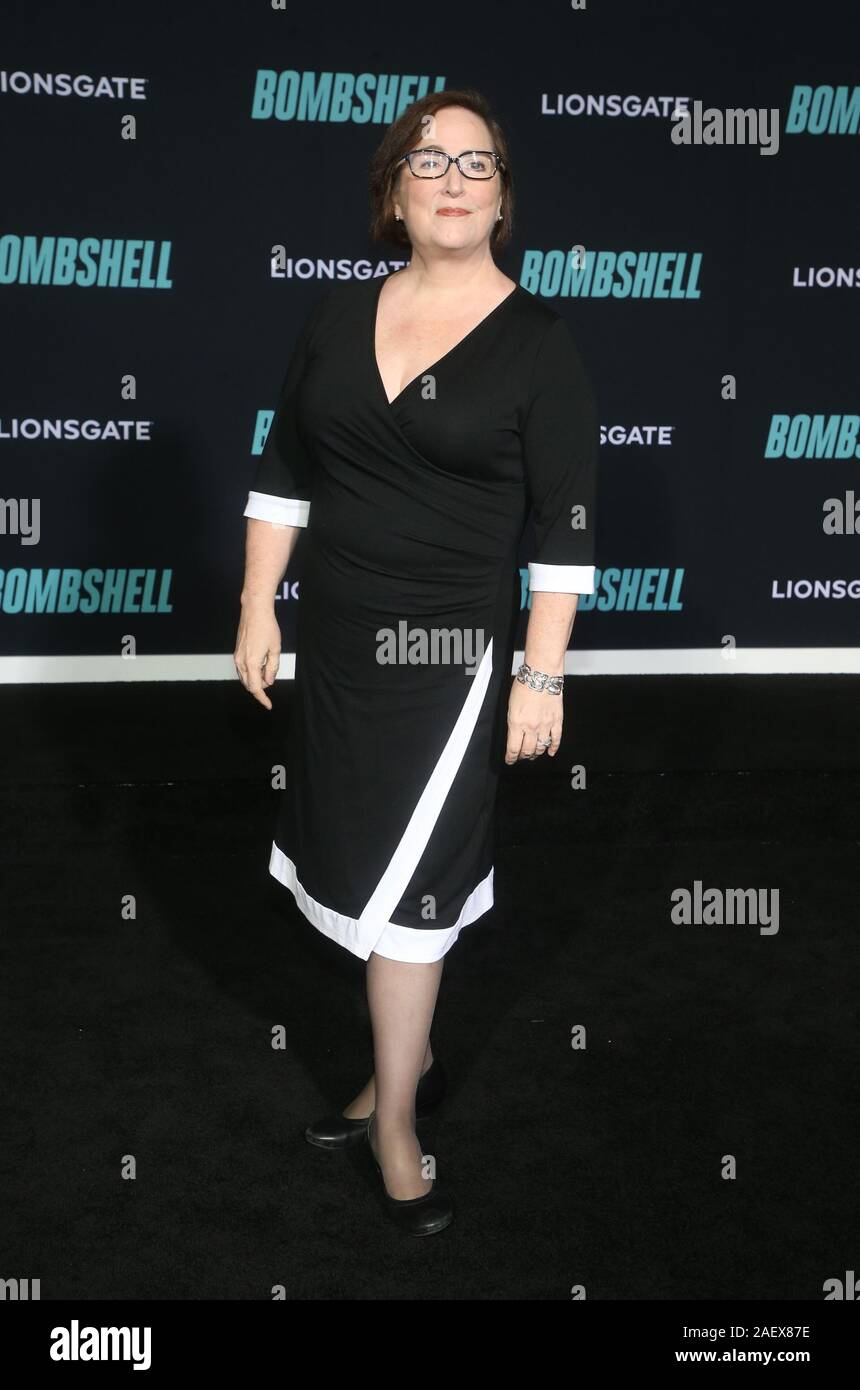 "Westwood, California, USA. 10th Dec, 2019. Jillian Armenante. Special Screening Of Liongate's ""Bombshell"" held at Regency Village Theatre. Credit: FS/AdMedia Photo via/Newscom/Alamy Live News Stock Photo"