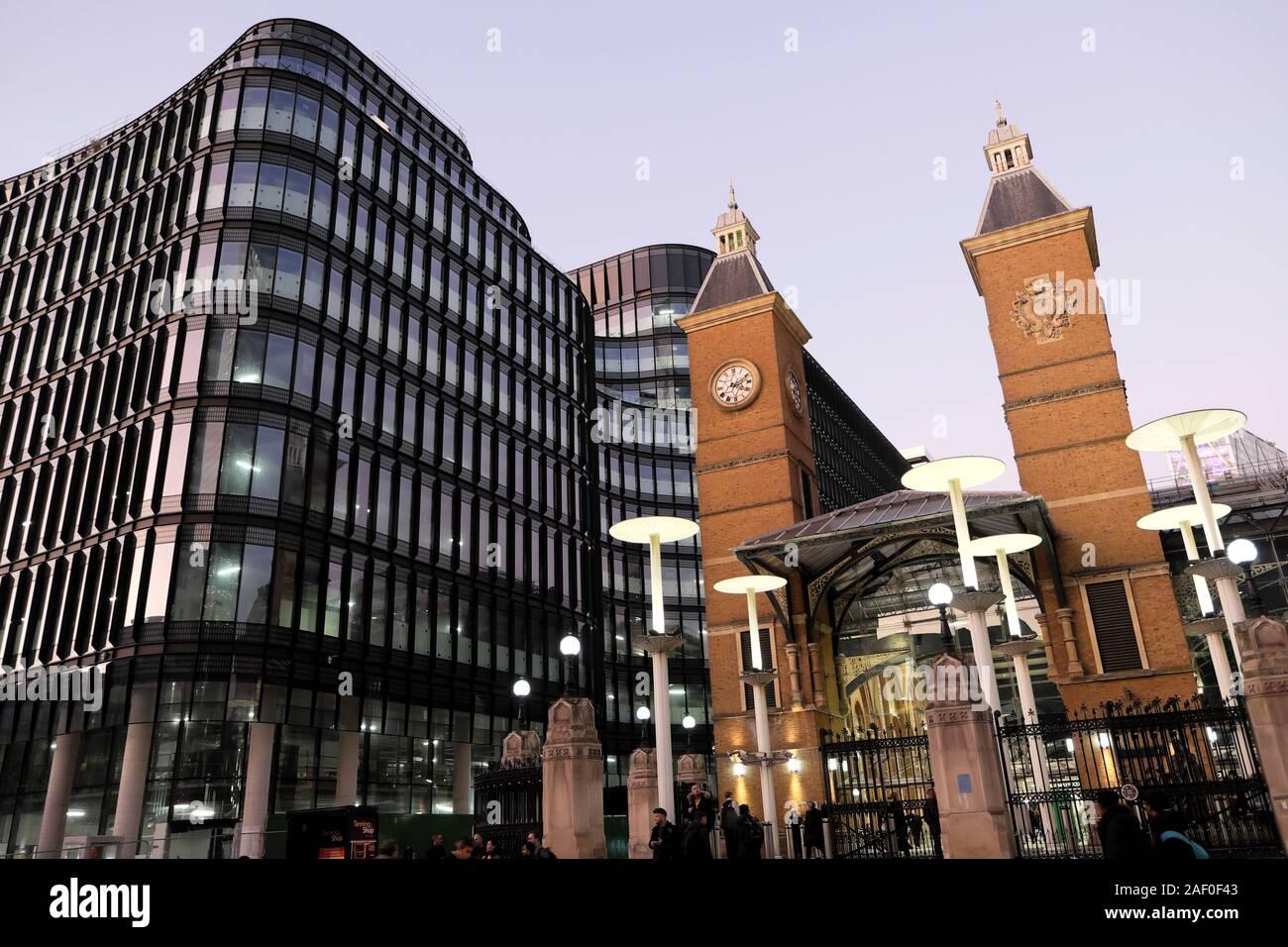 Broadgate Liverpool Street Stock Photos Broadgate