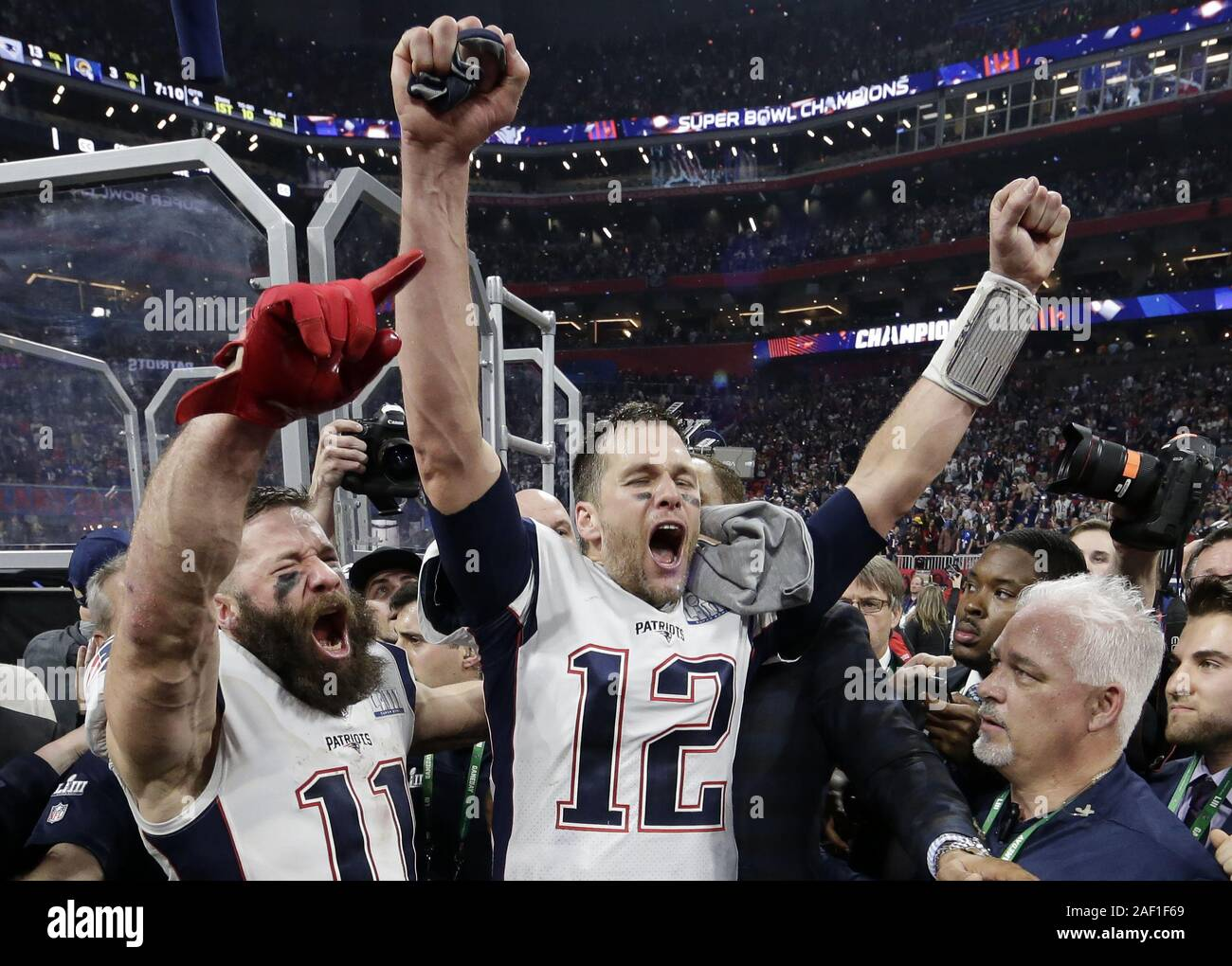 Super Bowl Win 2019 High Resolution Stock Photography And Images Alamy