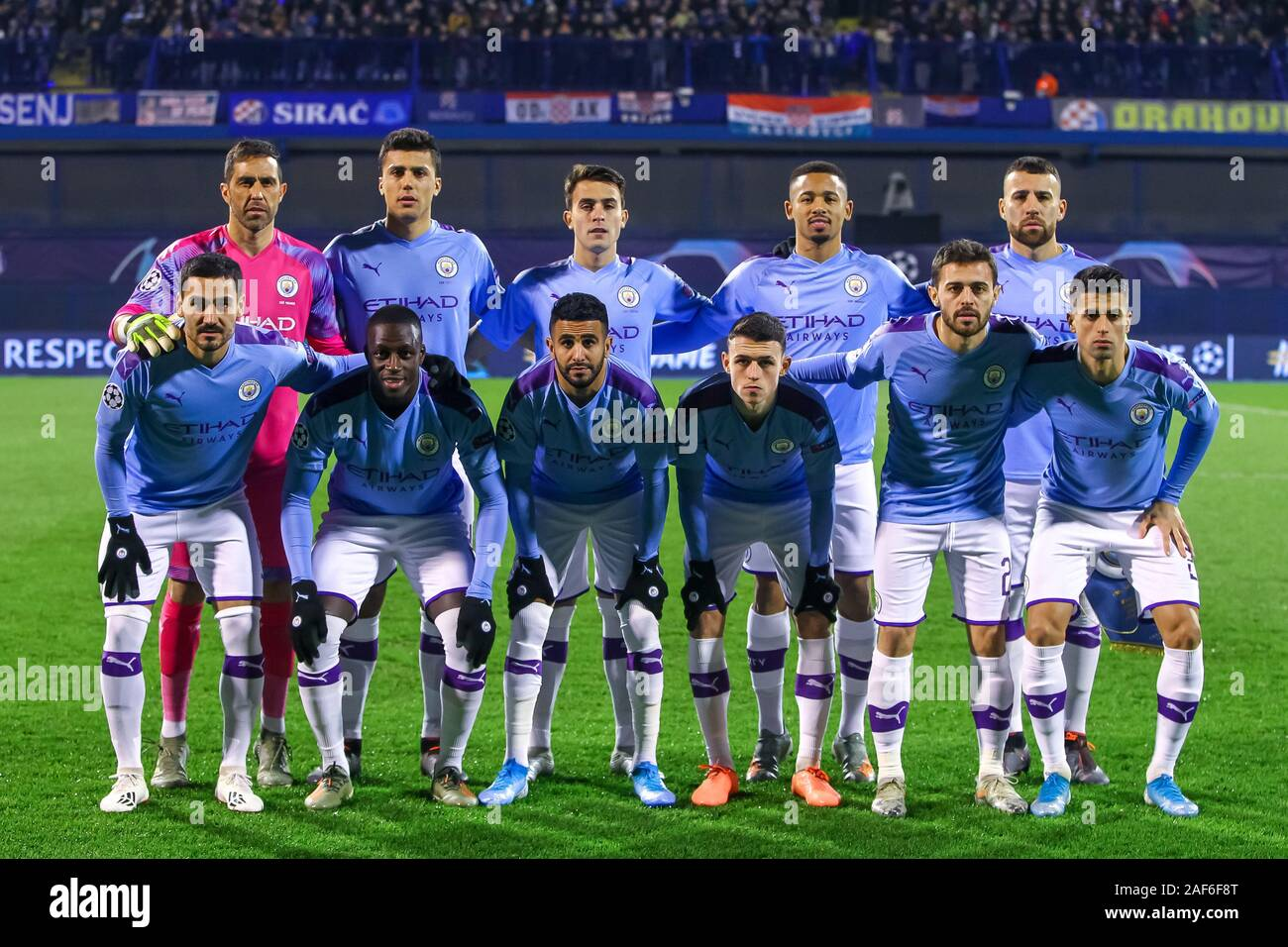 Croatia Match Line Up High Resolution Stock Photography And Images Alamy