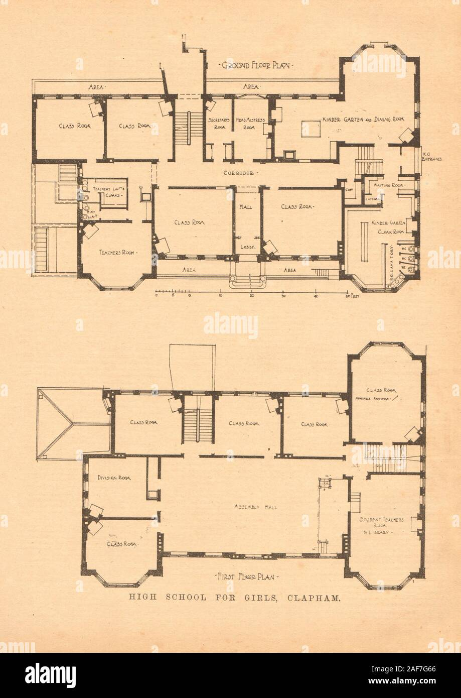 Building Floor Plan High Resolution Stock Photography And Images Alamy