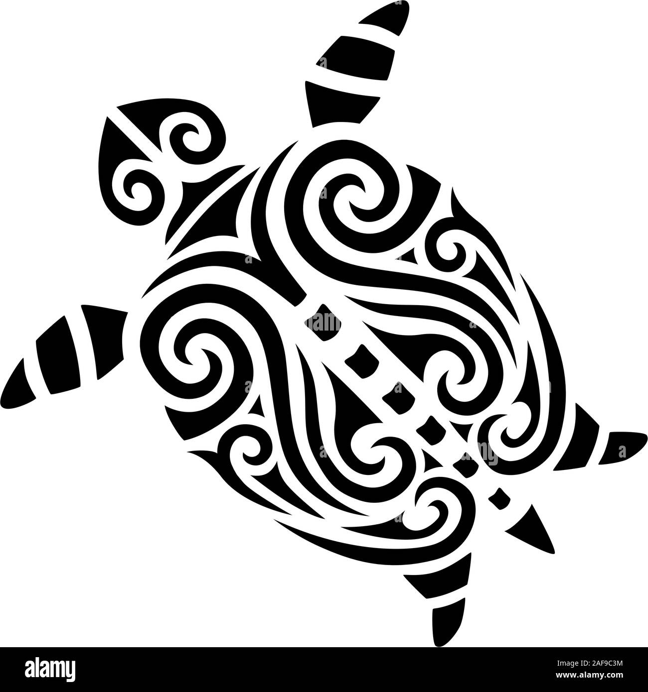 Turtle Tattoo High Resolution Stock Photography And Images Alamy