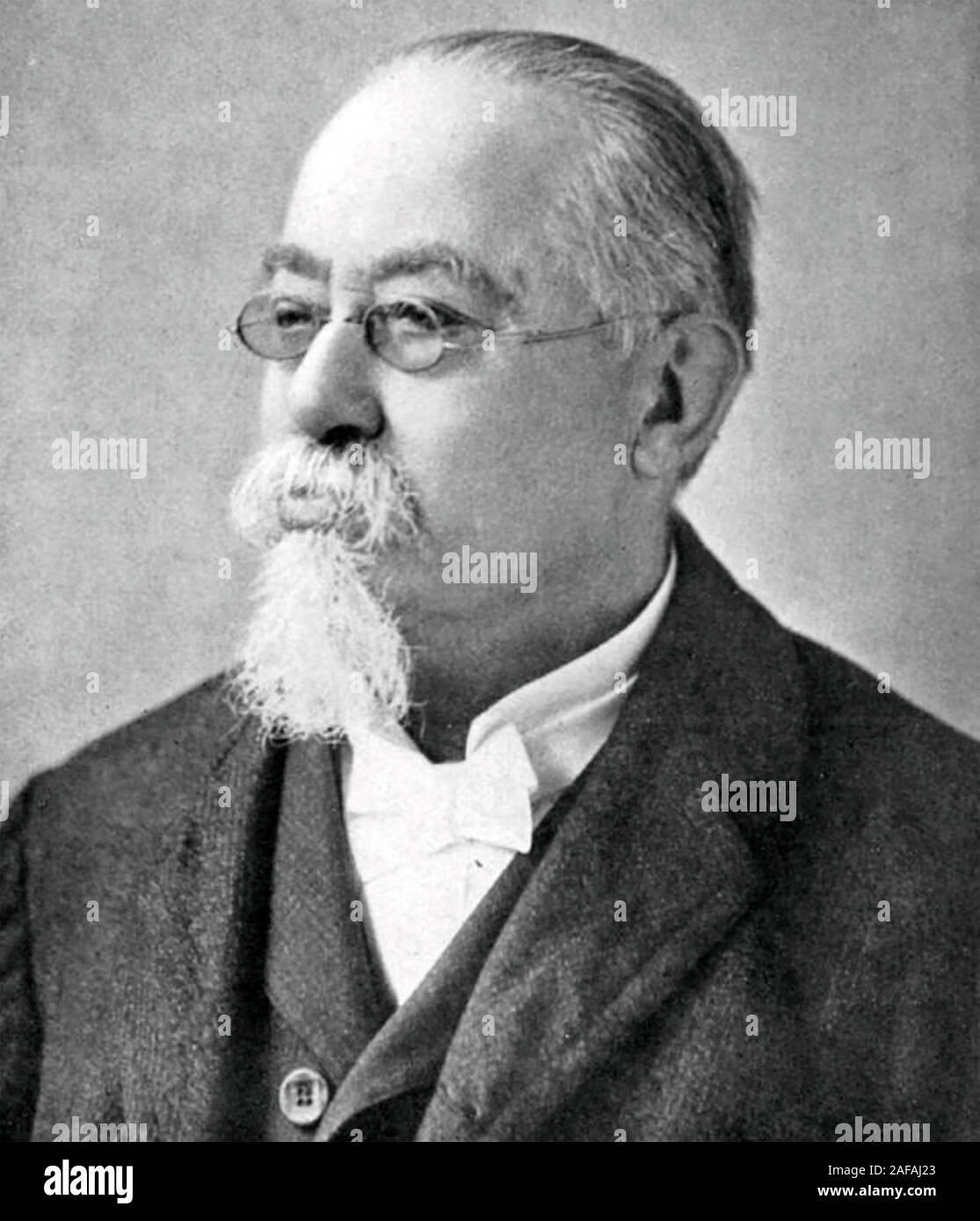 Cesare Lombroso 1835 1909 Italian Criminologist And Physician