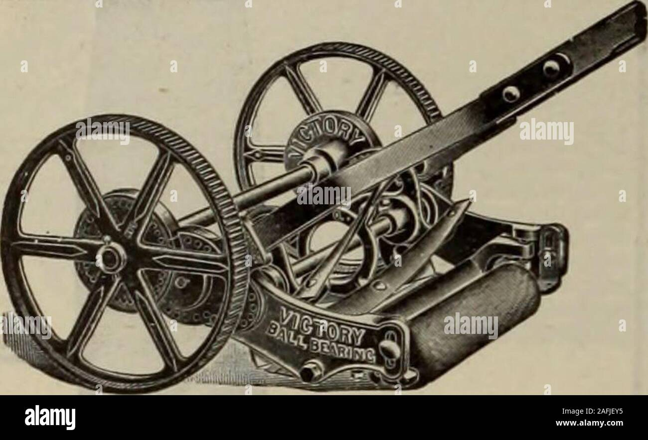 . Hardware merchandising August-October 1912. TOWNSEND MOWERS HAND MOWERS and HORSE MOWERS All Our Hand MowersAre Ball Bearing SENT ON THEIR MERITS Write for Catalog S. P. Townsend (8L Co. ORANGE. N. J. Stock Photo