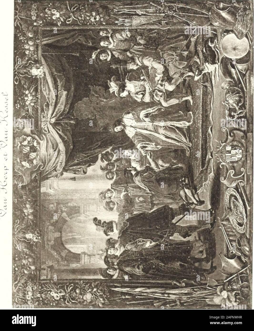 Catalogue De Tableaux Anciens Des Ecoles Espagnole Flamande Francaise Et Hollandaise Composant La Collection De M