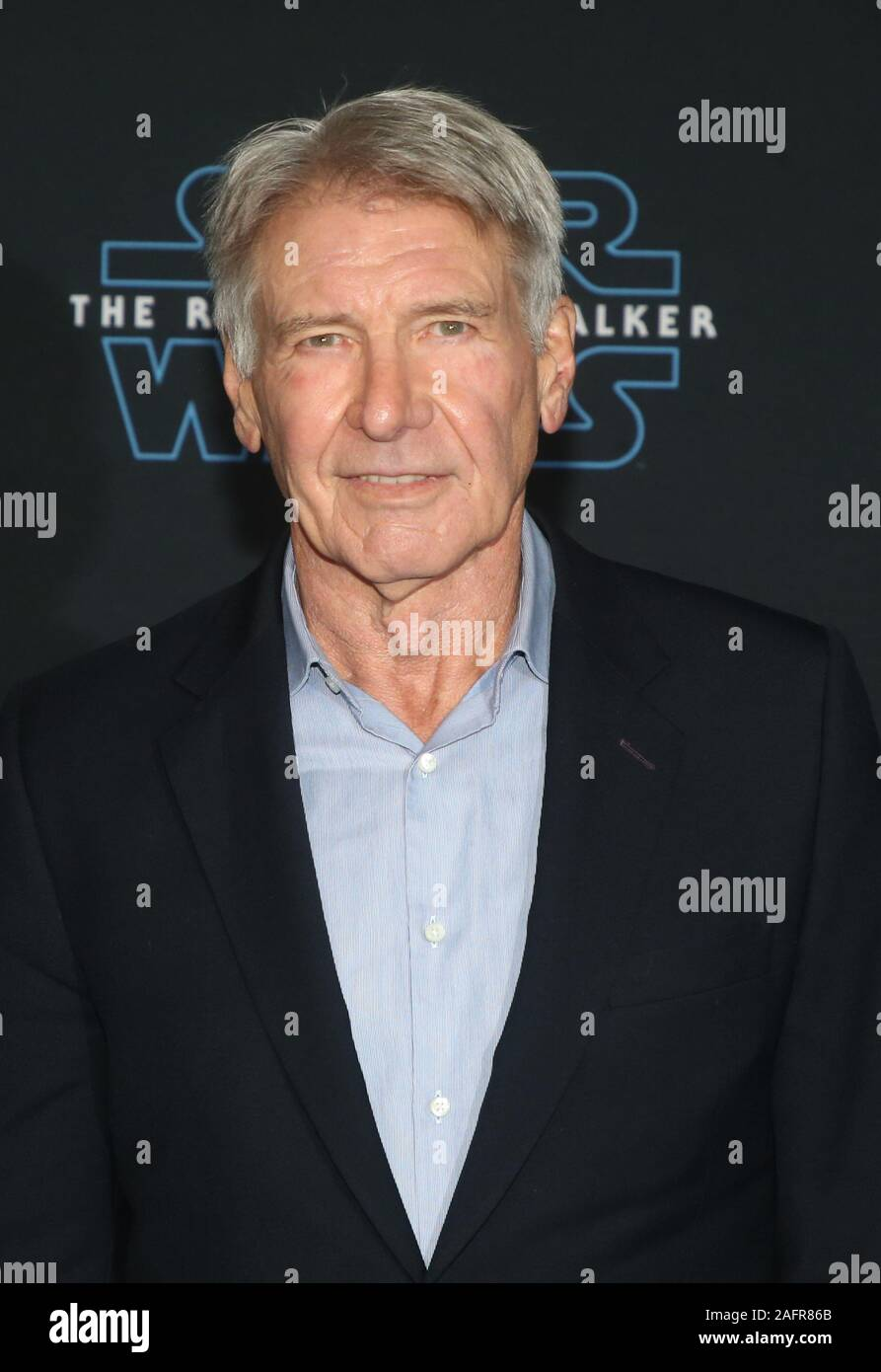 Hollywood Ca 16th Dec 2019 Harrison Ford At Star Wars The Rise Of Skywalker Premiere At El Capitan Theater In Hollywood California On December 16 2019 Credit Faye Sadou Media Punch Alamy Live News