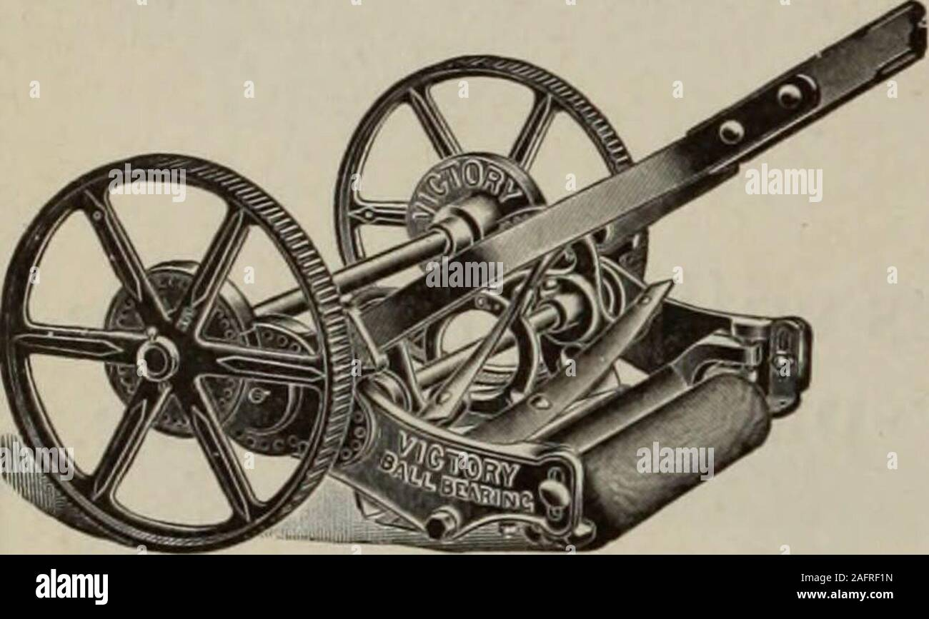 . Hardware merchandising August-October 1912. TOWNSEND MOWERS HAND MOWERS and HORSE MOWERS All Our Hand MowersAre Ball Bearing SENT ON THEIR MERITS Write for Catalog S. P. Townsend CEX Co. ORANGE. N. J. Stock Photo