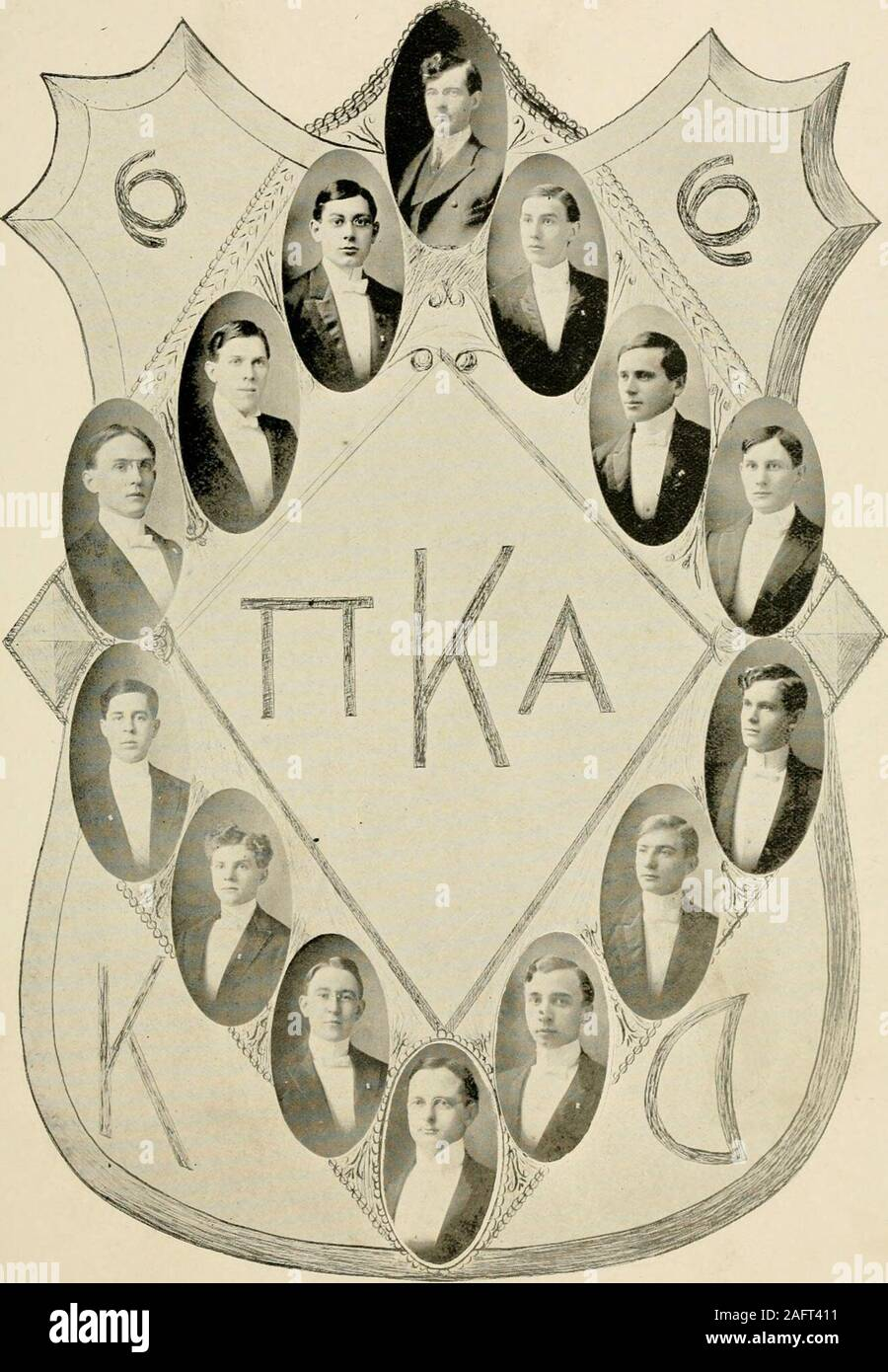 . The Monticola. ;pi Iftappa .ALpfya FRATERNITY FOUNDED AT UNIVERSITY OF VIRGINIA, 1SGS. dolors Garnet and Gold. 145 .Atpfya O^eta Chapter ESTABLISHED 1904. Fr-atre in Facilitate. Walter Fleming. Fratres in Universitate. Carl Webster Neff. Francais Alan Parsons.Ralph Franklin StaublyAlbert Lafayette Lohm. 1905 Cleveland McSherry Seibert. igo6 Michael Joseph Malamphy, Jr.Arthur Arnold.Alexander Hardie Foreman.William Thomas Owens Robert McVeigh Drane. 1907 Curtis Miller Hanna. 1908 Roger Earle Watson. Special. William Oswald Perry. 146. 147 yioll of Active Chapters University of Virginia. Willi Stock Photo