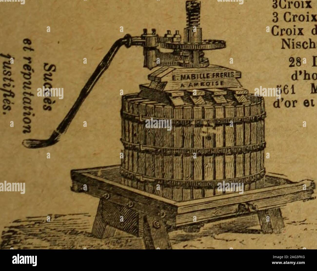 La Conservation Du Vin vinification stock photos & vinification stock images - page