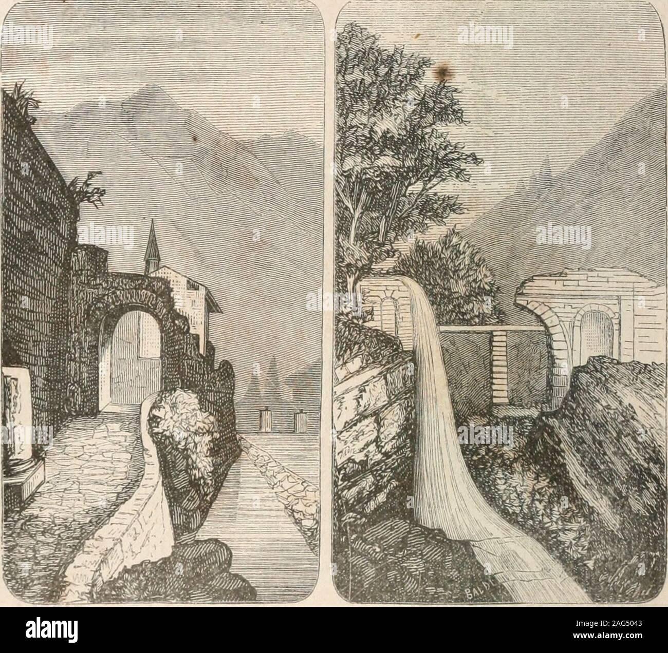Arte Del Rustico Aosta sotto il monte stock photos & sotto il monte stock images