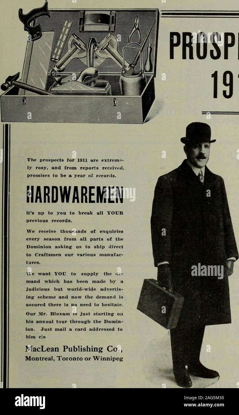 . Hardware merchandising January-March 1911. e .22 Roy Fire K. N. S. 2 Leadene Mauser andMannicher WHY SHOULD CANADA WAIT ?YOU CAN TRY THEM AT ONCE. The 1911 Long Palma Cartridge is charged with the new TubularCordite. The long Palma Cartridge is the most successful matchCartridge in the world. It holds every British Record and most of theworlds records. This was the ONLY successful Cartridge at Bisley 1910 in this calibre.The K. N, 280—with new sporting bullet, stands at the top. Highestaccuracy, highest velocity, maximum efficiency. The H.P.S. Long Rifle Cartridge won every S.M.R.C. champion Stock Photo