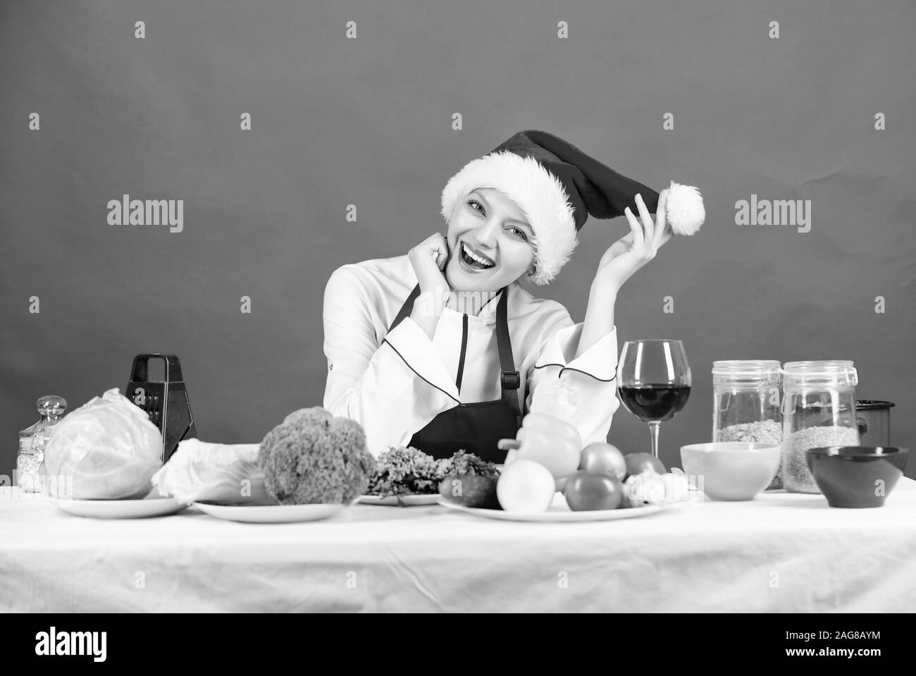 Family Christmas Dinner High Resolution Stock Photography And Images Alamy
