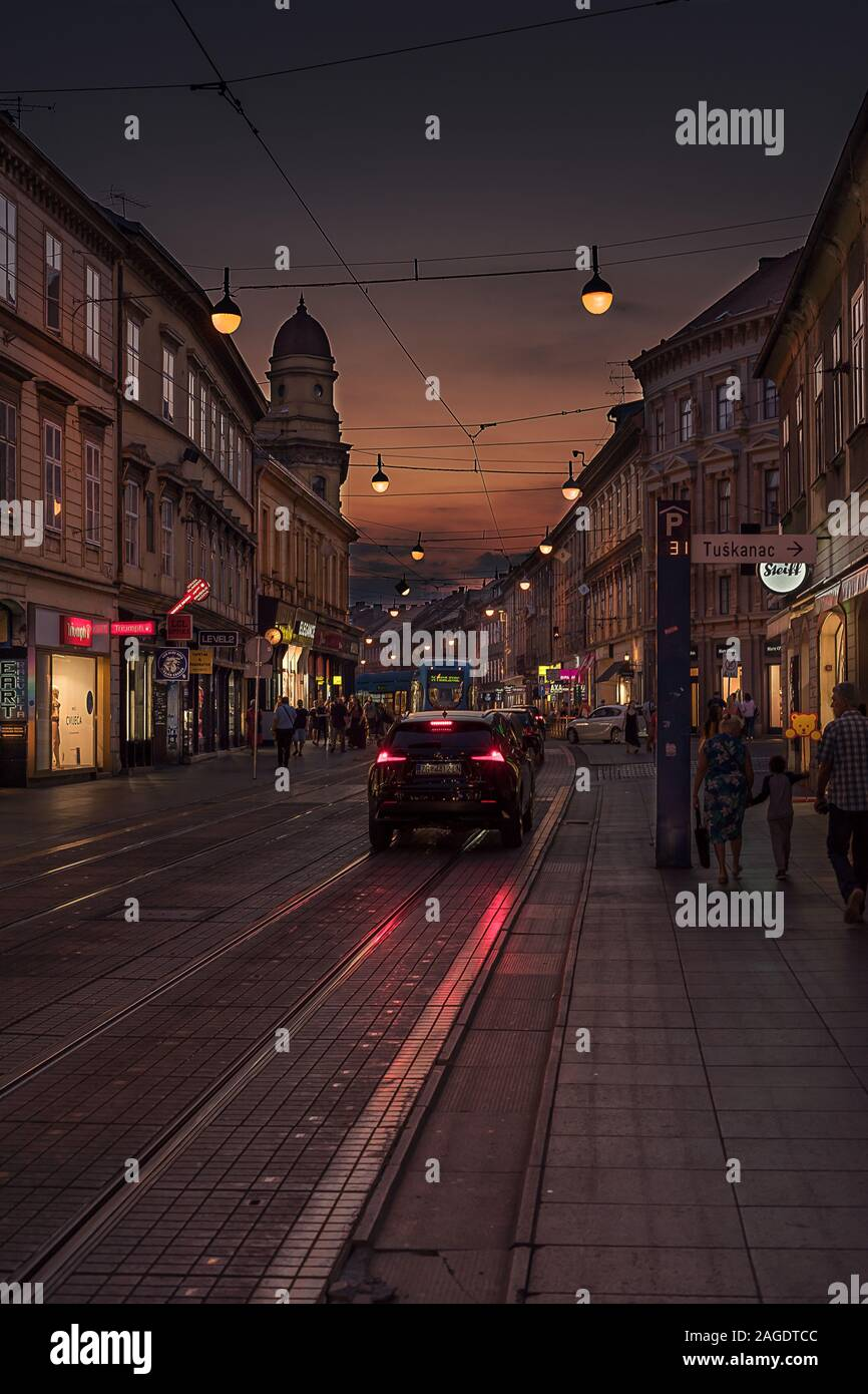Ilica High Resolution Stock Photography And Images Alamy