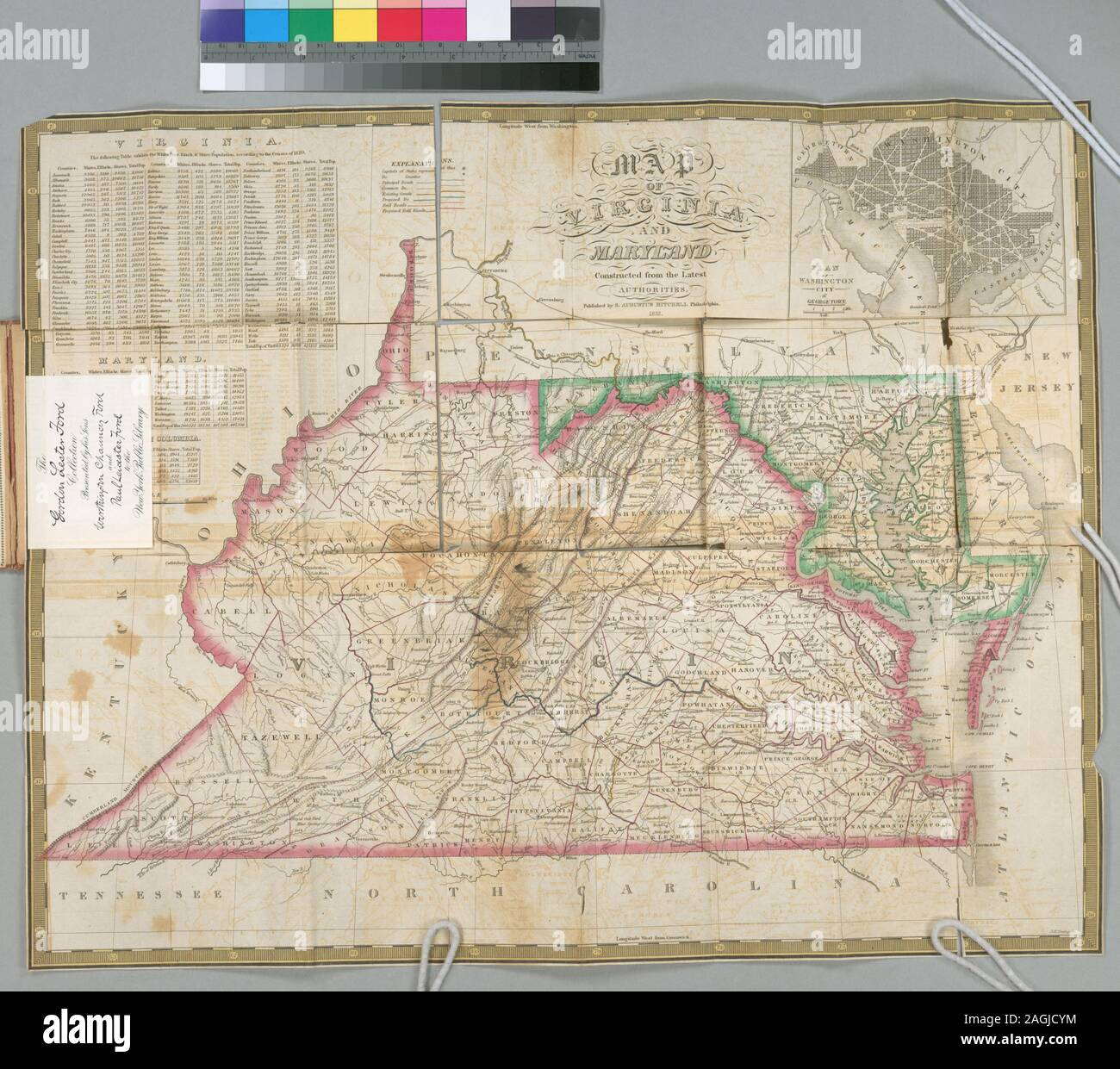 Relief shown by hachures. Includes statistical tables of ... on map of virginia in 1825, map of virginia historical sites, map of virginia ohio, map of virginia in 1850, map of virginia in 1860, map of virginia in 1822, map of virginia va,