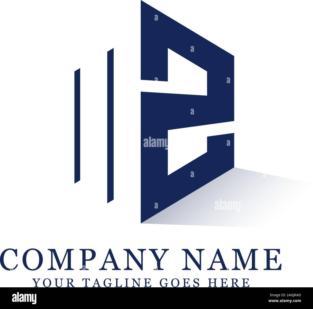 M Initial Logo Inspiration Negative Space Letter Logo Designs