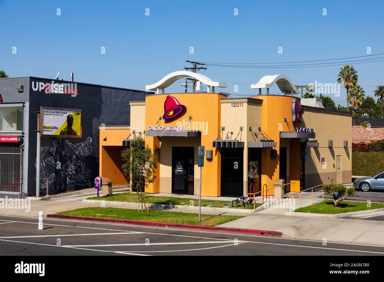 Venice Boulevard Los Angeles High Resolution Stock ...